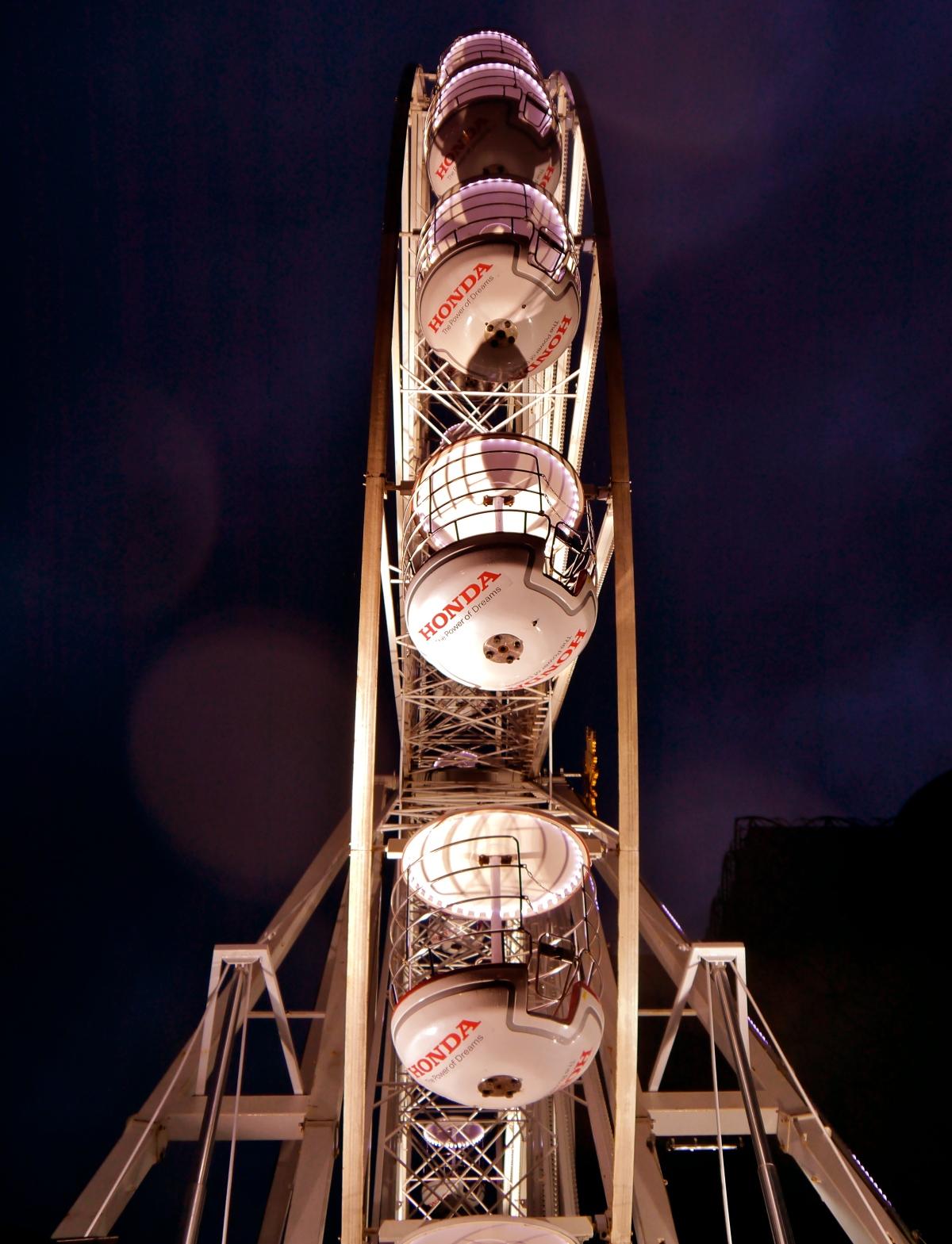 Pleasure Wheel